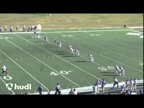 Jeremy Williams College Highlights