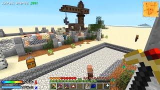 Minecraft - Crash Landing #20: Tower of Badness