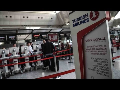 Turkey urges US and UK to loosen ban on electronic devices