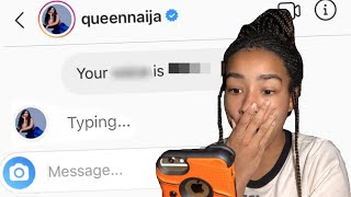 I DMed 100 YOUTUBERS TO SEE WHAT WOULD HAPPEN👀...