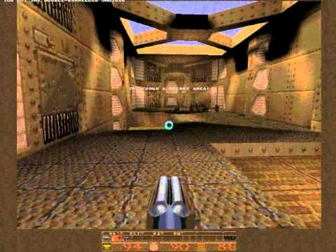 Quake PC Gameplay (1996)