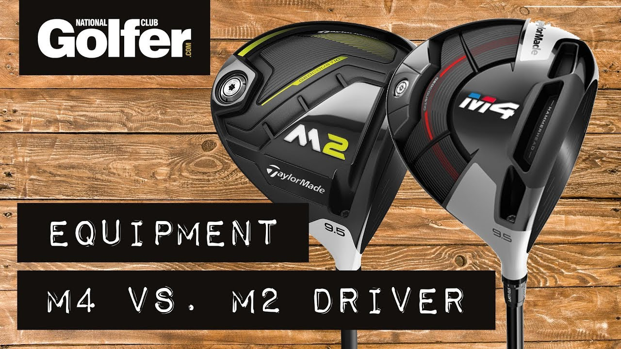 Used M2 Driver >> Taylormade M4 Vs Taylormade M2 Driver Test National Club