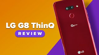 LG G8 ThinQ review: A follower, not a leader