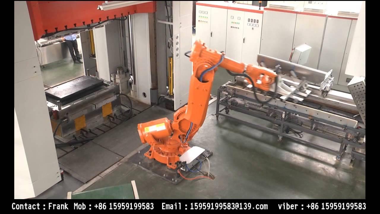 Construction Formwork production line LFT D