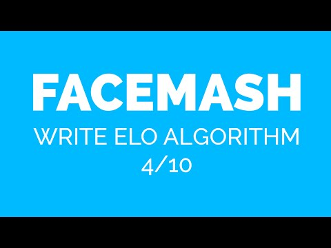 Laravel Facemash App: WRITE ELO ALGORITHM (PART 4/10)