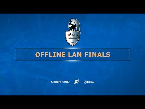 A1 Adria League | Hearthstone Lan Finals
