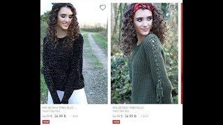 Tozlu Giyim İndirimli Ucuz Bayan Kazak Modelleri