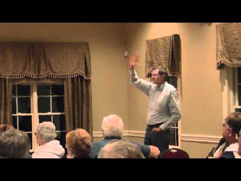 Delegate to the Fayette County GOP Meeting pt. 4