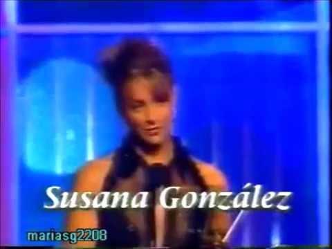 Premios Tv y Novelas 2002: Susana González Mejor revelación feminina