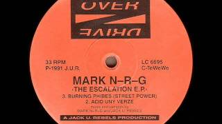 Mark N-R-G-visions and brain waves