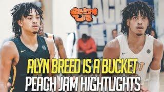 Alyn Breed IS A BUCKET | PEACH JAM HIGHLIGHTS