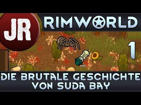 RimWorld - Die brutale Geschichte von Suda Bay 🕷