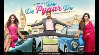 download DEDE PYAR DE(2019) ajay devgan full movie latest one click 100% working