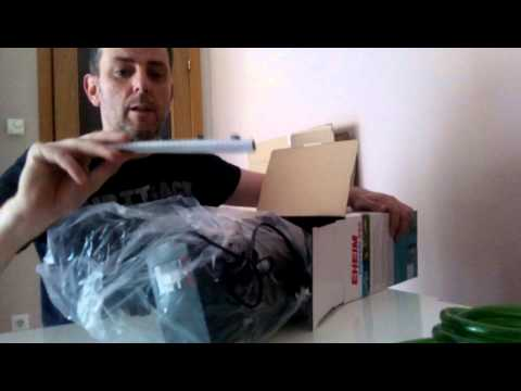 Unboxing filtro externo eheim classic  250 (2213)