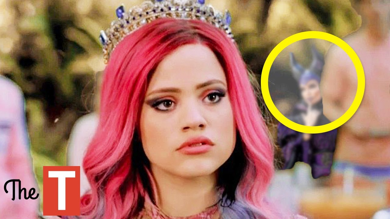 Why Fans Need A Descendants 4 Youtube