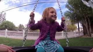 "Tire Swing ""baby Farm"" Style"
