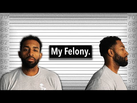Coming Clean About My Felony Robbery