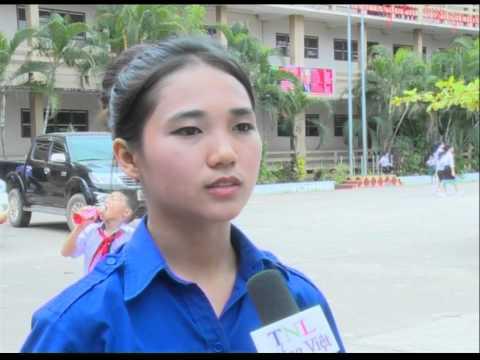 Laos National Television 18h - Ngay 08.09.2015