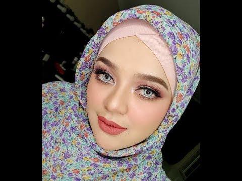 MUA Bellaz : Makeup Segak Di Hari Raya 2018
