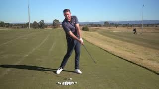 Jason King - Transfer energy to the ball