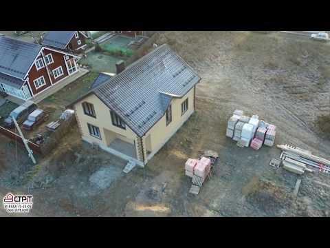 Строительство частного дома в Кирове