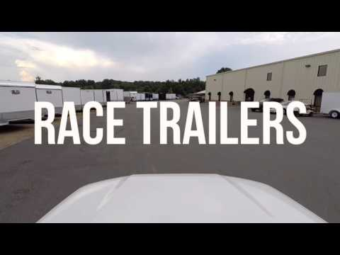Tour of Virginia Trailer Sales Lot | Pro-Line Trailers