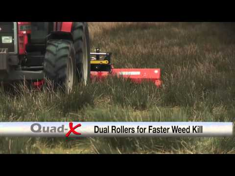 Blaney Agri / QUAD-X Weed Wipers