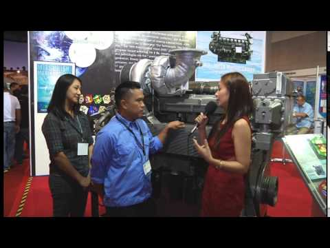MHI in Philippines Marine Exhibition 2014