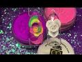 Acrylic Nails | 3d Rainbow Rose | Love Rose