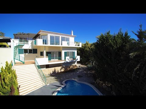 Modern Beach Front 3 Bed Villa With Sea Views for sale in Ferragudo, Algarve