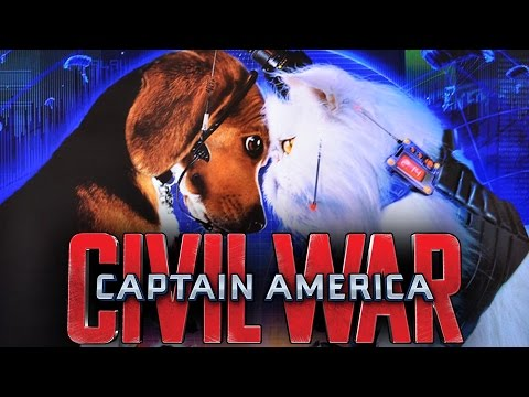 Better CIVIL WAR posters (YIAY #263)