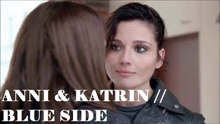 Anni & Katrin // Blue Side