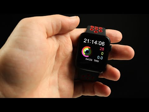Lemfo M33 Лучшая копия на Apple Whatch
