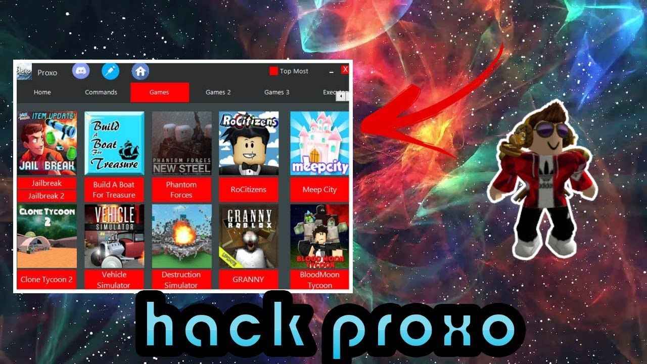 Hack Proxo Roblox Descargar Youtube