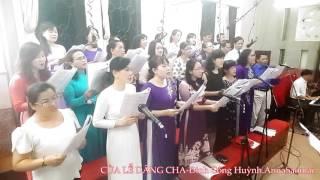 CỦA LỄ DÂNG CHA-Đinh Công Huỳnh.AnnaSaomai.