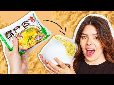 Fixing things with ramen noodles (it actually worked!)