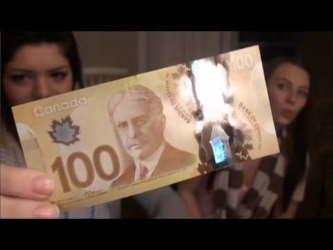 NEW CANADIAN MONEY