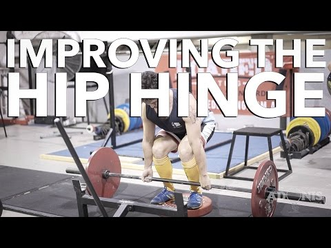 HIP HINGE 101: Benefits & Improving Technique