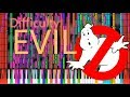 Ghostbusters but every time they say ghost it gets more impossible