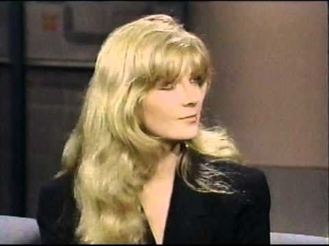 Natasha Richardson on Late Night 1990