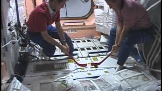 International Toys in Space: Hockey