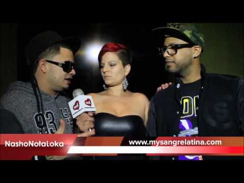 Jowell Y Randy LIVE in The Conga Room / Interview