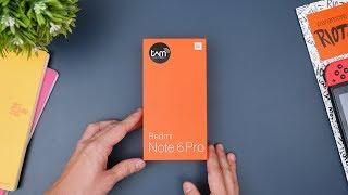 Xiaomi Redmi Note 6 Pro Garansi Resmi TAM 1 Tahun