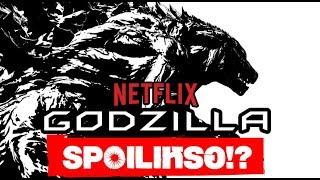 GODZILLA   Sci Fi  Netflix
