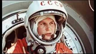 Mujeres Construyendo Historia - (008) Valentina Tereshkova
