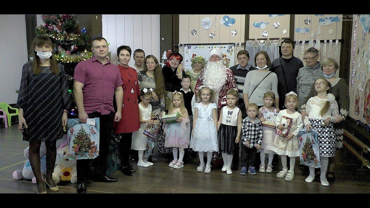 Сказка про золотой ключик с Дедом Морозом