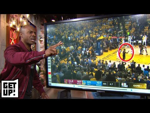 Jay Williams breaks down film of JR Smith's blunder, block-charge reversal in Game 1 | Get Up | ESPN