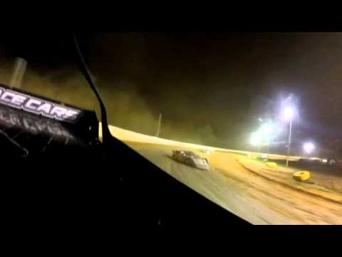 Grant Garrison crate late models feature Ponderosa Speedway