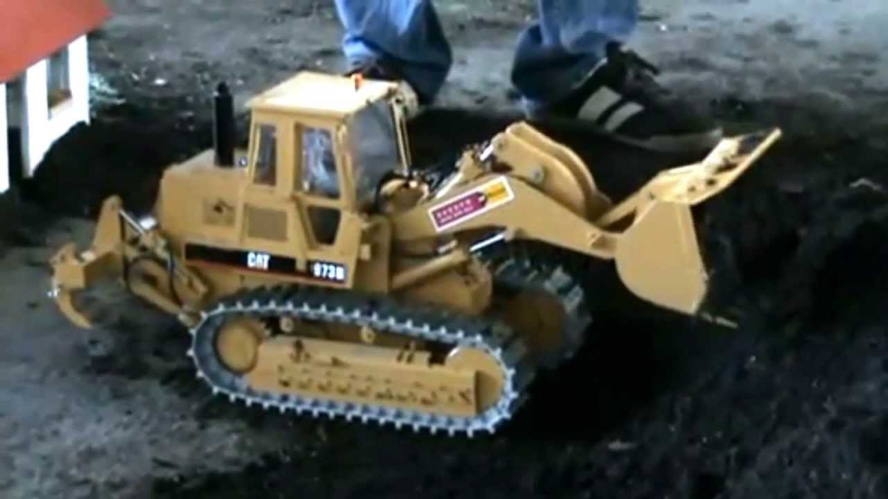 Cat 973 b track loader youtube cat 973 b track loader publicscrutiny Choice Image