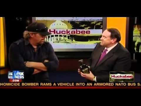 Toby Keith on Huckabee Thumbnail image